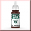 Vallejo Panzer Aces: 70307 German Red Tail Light, 17ml