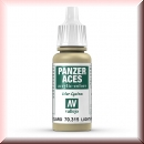 Vallejo Panzer Aces: 70315 Light Mud, 17ml