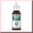 Vallejo Panzer Aces: 70337 Ger.Tank Crew Highl.(Black), 17ml
