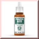 Vallejo Panzer Aces: 70341 Flesh Base, 17ml