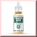 Vallejo Panzer Aces: 70342 Flesh Highlights, 17ml