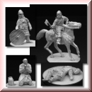 "Valdemar-Miniatures: VM-114 ""Slavic Warriors with Prisoner`s"" 1:72"